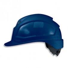 Apsauginis šalmas Uvex Pheos IES, mėlynas 55-61cm, akinių adaperis, ratukinis reguliatorius. Maksimaliam komfortui.