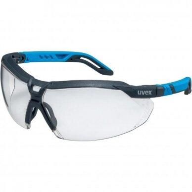 Apsauginiai akiniai Uvex i-5, skaidri linzė