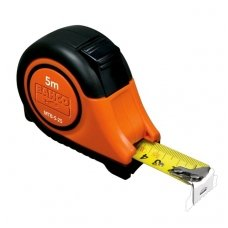 Bahco MTB 3mx16mm gumuota magnetinė ruletė