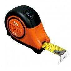 Bahco MTB 8mx25mm gumuota magnetinė ruletė