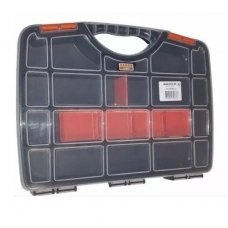 Bahco Plastikinė dėžutė smulkmenoms 312x238x51mm. 21 skyrelis