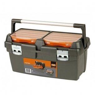 Bahco Plastikinė įrankių dėžė 600x305x295, 37l.