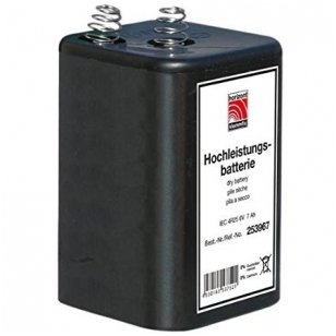Baterija 4R 25