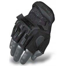 Bepirštės Pirštinės Mechanix M-Pact® FINGERLESS 11/XL dydis. Velcro, TrekDry®, dirbtinė oda, delno, krumplių, pirštų apsauga