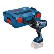 Bosch GDS 18V-1000 smūginis veržliasukis L-Box SOLO (Be akumuliatoriaus ir kroviklio)