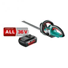 Bosch Advanced Hedge Cut 36 akumoliatorinės gyvatvorių žirklės (36 V 2 Ah)