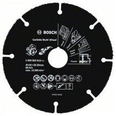 BOSCH pjovimo diskas 125x1x22,23 mm