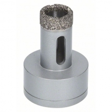 "BOSCH ""X-LOCK Best for Ceramic Dry Speed"" deimantinė freza 20 x 35 mm"