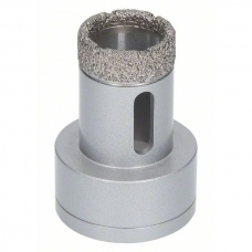 "BOSCH ""X-LOCK Best for Ceramic Dry Speed"" deimantinė freza 27 x 35 mm"