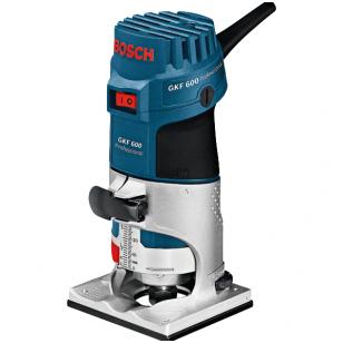Bosch GKF 600 Briaunų frezavimo mašina