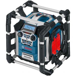 Bosch GML 50 Radija/Kroviklis