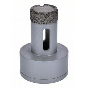 """BOSCH """"X-LOCK Best for Ceramic Dry Speed"""" deimantinė freza 22 x 35 mm"""