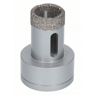 """BOSCH """"X-LOCK Best for Ceramic Dry Speed"""" deimantinė freza 25 x 35 mm"""