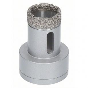 """BOSCH """"X-LOCK Best for Ceramic Dry Speed"""" deimantinė freza 27 x 35 mm"""