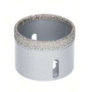 """BOSCH """"X-LOCK Best for Ceramic Dry Speed"""" deimantinė freza 57 x 35 mm"""
