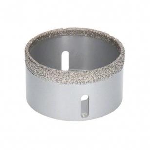 """BOSCH """"X-LOCK Best for Ceramic Dry Speed"""" deimantinė freza 75 x 35 mm"""
