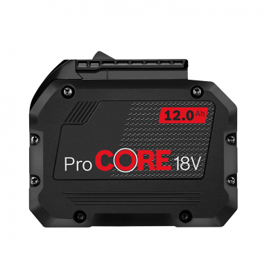 BOSCH Pradžios komplektas 2 x ProCORE18V 12.0Ah + GAL 18V-160 C + GCY 42 Professional 2