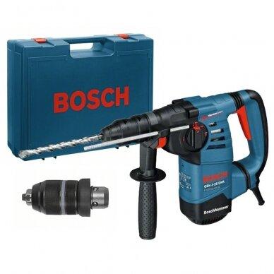 BOSCH GBH 3-28 DRE Professional SDS plus perforatorius