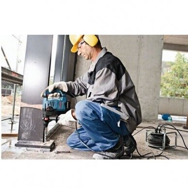 BOSCH GBH 3-28 DRE Professional SDS plus perforatorius 6