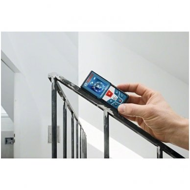 Bosch GLM 50 C Lazerinis atstumų matuoklis su Bluetooth funkcija 3