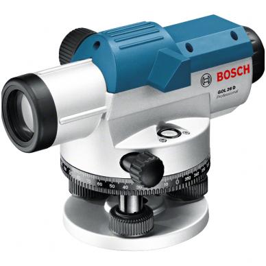Bosch GOL 26D Optinis nivelyras