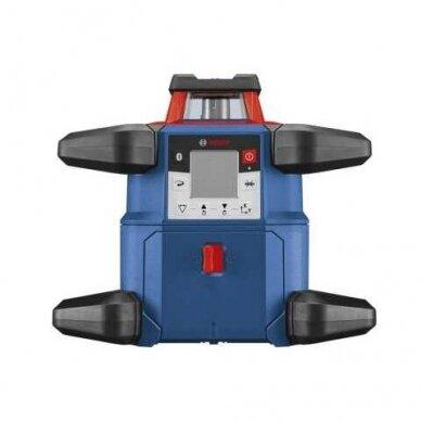 Bosch GRL 600CHV + BT160 + GR240 rotacinis lazeris komplektas 3