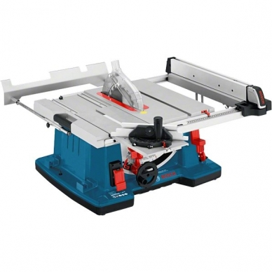 BOSCH GTS 10 XC pjovimo staklės + darbo stalas GTA 6000 2