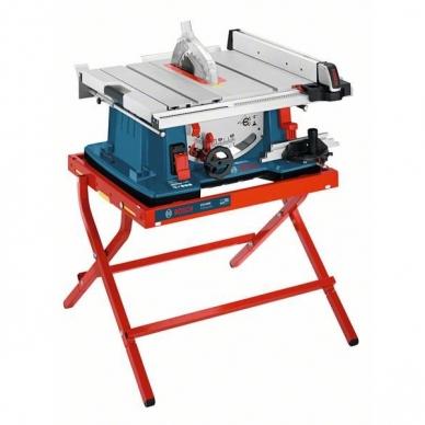 BOSCH GTS 10 XC pjovimo staklės + darbo stalas GTA 6000