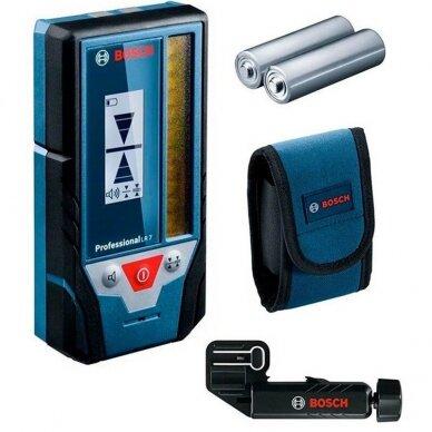 BOSCH LR 7 Professional Lazerio spindulio imtuvas 2