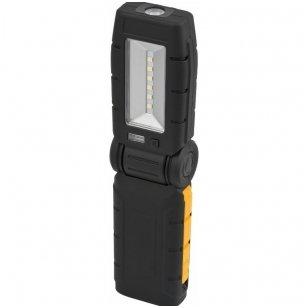 Brennenstuhl 6 + 1 LED įkraunamas Multi-Function šviestuvas/prožektorius
