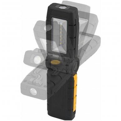 Brennenstuhl 6 + 1 LED įkraunamas Multi-Function šviestuvas/prožektorius 2
