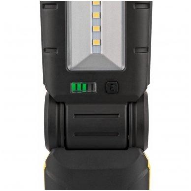 Brennenstuhl 6 + 1 LED įkraunamas Multi-Function šviestuvas/prožektorius 3