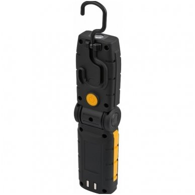 Brennenstuhl 6 + 1 LED įkraunamas Multi-Function šviestuvas/prožektorius 4