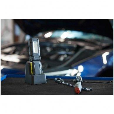 Brennenstuhl 6 + 1 LED įkraunamas Multi-Function šviestuvas/prožektorius 7