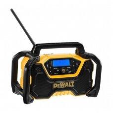 Dewalt DCR029 radijo grotuvas