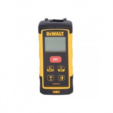 DeWALT DW03050 lazerinis atstumų matuoklis 2