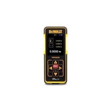 DeWALT DW03050 lazerinis atstumų matuoklis 3