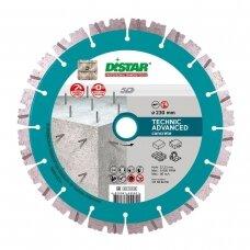Distar deimantinio pjovimo diskas betonui Ø125x22,2