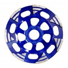 Distar deimantinio šlifavimo diskas betonui Ø125x22,2