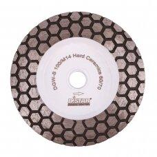 Distar deimantinio šlifavimo diskas keramikai, akmens masei, granitui Ø100 M14