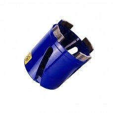 Distar deimantinė karūna rozetėms 72mm M16