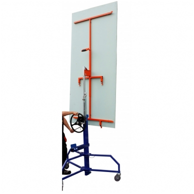 EDMA Plokščių pakėlėjas iki 4,5m EDMAPLAC® 450 3