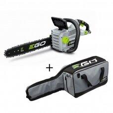 EGO Power akumuliatorinis grandininis pjūklas + CS1800E krepšys (Be akumuliatorių ir kroviklio)