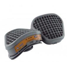 Elipse dujinis filtras A1 pakeitimui (1 pora) puskaukei SPR511, SPR512