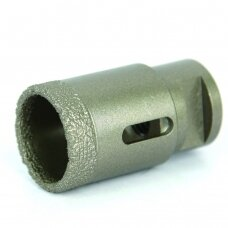 Exwa Nexxo Deimantinė gręžimo karūna plytelėms Ø80MM M14 Premium