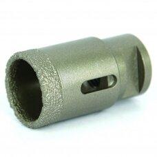 Exwa Nexxo Deimantinė gręžimo karūna plytelėms Ø40MM M14 Premium