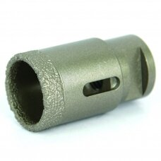 Exwa Nexxo Deimantinė gręžimo karūna plytelėms Ø45MM M14 Premium