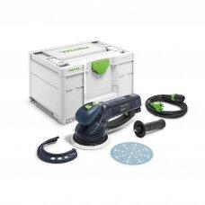 Festool RO 150 FEQ-Plus ROTEX Ekscentrinis šlifuoklis su pavara  (575069)