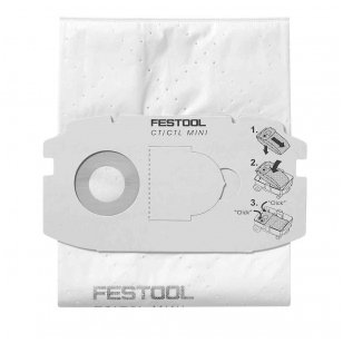 Festool SELFCLEAN filtro maišas SC FIS-CT MINI (498410)