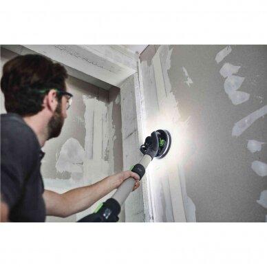 FESTOOL PLANEX LHS 2 225 EQI-Plus Sienų ir lubų šlifavimo įrankis (575990) 4